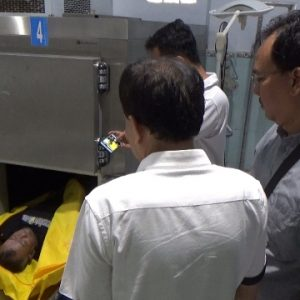 Muhlisin Wartawan Detak Palembang Tewas Di Duga Sakit