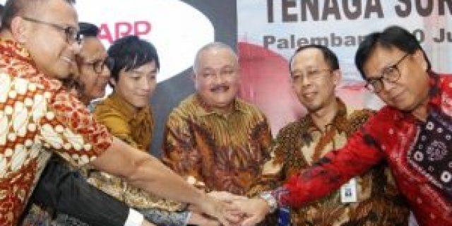 Alex: Mau Lihat PLTS Terbesar di Sumatera, Datanglah ke Jakabaring