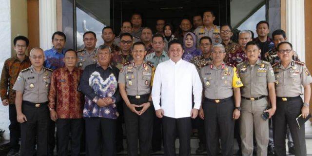 Gubernur HD Pastikan Bansos di Sumsel Tepat Sasaran