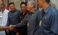 Gubernur Sumsel Terima Kunjungan Peserta Sespimti Polri
