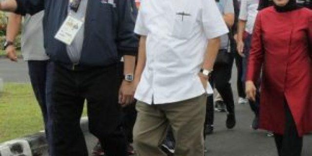 Wapres Apresiasi Penyelenggaraan Asian Games di Palembang