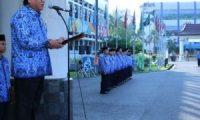 Peringati Hari Lahir Pancasila, Sekda Ajak Jaga Perdamaian