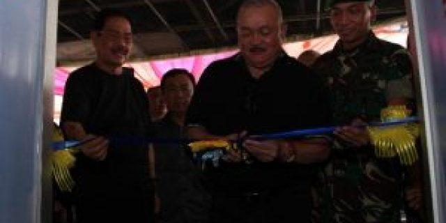 Gubernur Sumsel Ikut  Swafoto di De Jakabaring