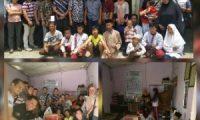 Subdit 3 Ditresnarkoba Sambangi Anak Yatim Piatu