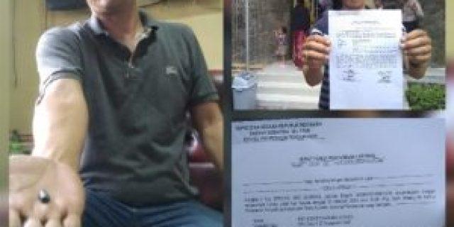 Petinggi Polres OKU Timur Dilaporkan Ke Propam Polda