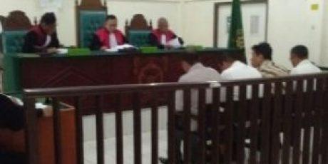 Rugikan Negara, 4 Terdakwa Dituntut 1,5 Tahun
