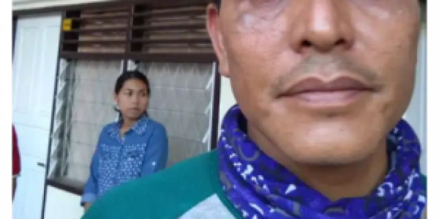 Dipukul Oknum TNI, Dul Ngadu POM
