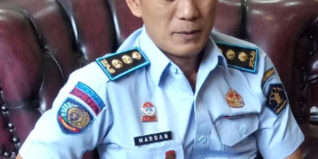 Kepala Rumah Tahanan (Karutan) Klas 1A Pakjo Palembang, Madan SH MH