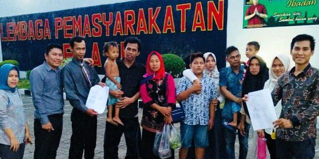 Tak Terbukti Bersalah, Ketiga Terdakwa Kasus Pencurian Dibebaskan