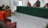 Bawa 8 Kg Sabu, Oktomi Dituntut 20 Tahun