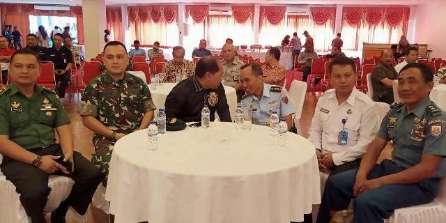 Kapenrem 083/Baladhika Jaya Halal Bihalal dengan PWI Malang Raya
