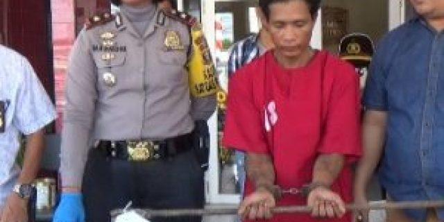 Spesialis Maling Kabel di Ringkus Polisi