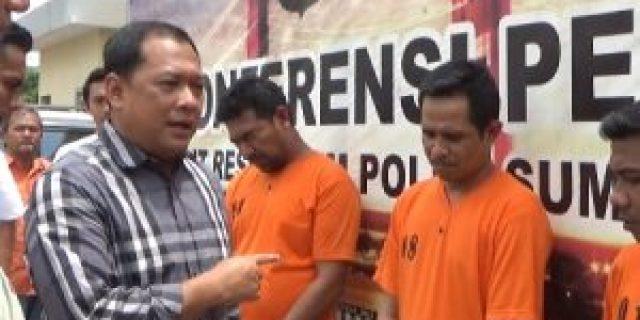 Sindikat Penipuan Iklan Pemasaran Ditangkap Polisi