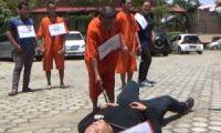 Jatanras Rekontruksi Kasus Bentrok Di Perkebunan Sawit