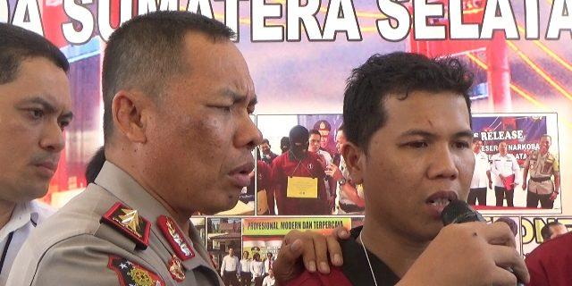 Pecatan Polisi Kembali Edarkan Narkoba, Ditangkap Polisi