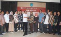 DPRD OI Terima Kunjungan DPRD Cirebon