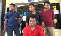 Residivis Curanmor Keok Ketelah Betisnyo di Dor Polisi
