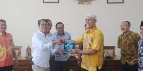 DPRD Semarang dan Belitung Kunjungi DPRD Ogan Ilir