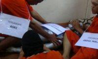 Keji Dari Rekon Korban Diperkosa Dalam Kondisi Tewas
