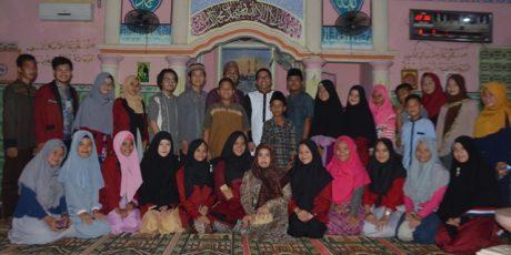 Pemuda Desa Pelajau Adakan Kegiatan Pemuda Islam Inspiratip