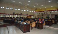 DPRD Banyuasin Mengelar Rapat Pembahasan 4 Rancangan RAPERDA