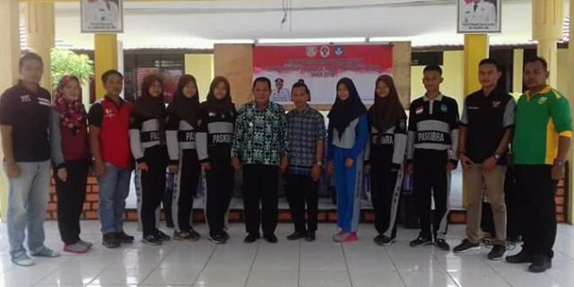 60 Siswa ikut Seleksi Paskibraka Kabupaten Banyuasin Tahun 2019