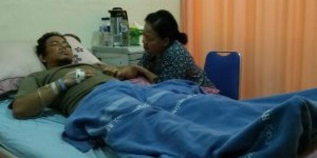 Ibu Korban Laporkan Oknum Propam