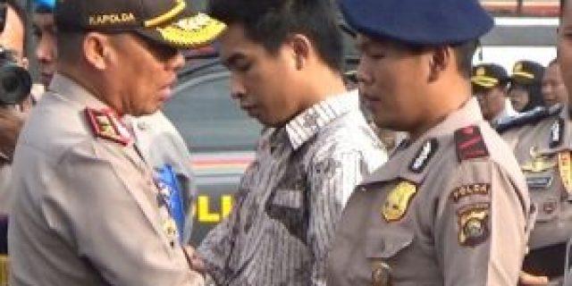 Tiga Anggota Polisi Kena PTDH