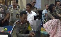 Kapolda Daftarkan Aset Polri Ke BNP Palembang