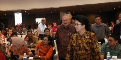 Menteri Kesehatan Puji Keberhasilan Gubernur Alex Noerdin
