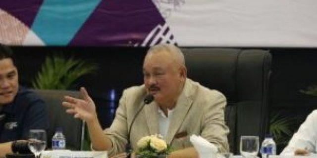 Gubernur Minta INASGOC Tempatkan PB Cabor di Tiap Venue