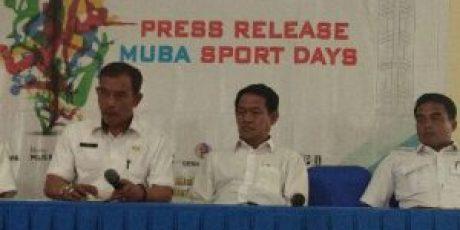Muba Sport Days, Akan Jadi Agenda Tahunan