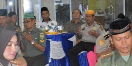 BUKA PUASA BERSAMA POLRI- TNI SEMANGKIN SOLID