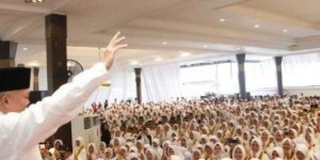 Gubernur Launching Kurikulum Silabus Tahfidzul Qur'an