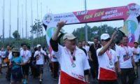 Gubernur Lepas 3.000 Peserta Fun Run Asian Games