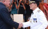 Gubernur Lantik Resmi Penjabat Walikota Palembang
