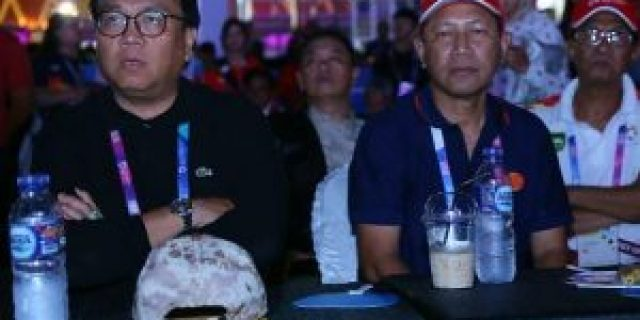 Opening di Palembang Tak Kalah Meriah