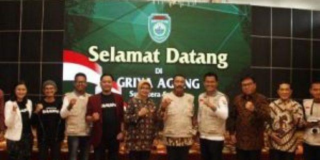 Hari Kedua Jabat Gubernur, Hadi Prabowo Menerima Tim APPSI