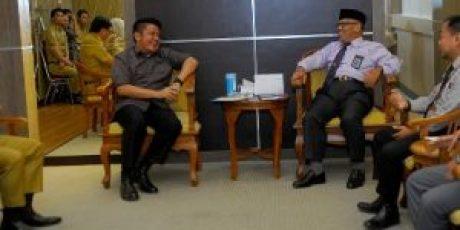 Gubernur HD Apresiasi Akuntabilitas BPK