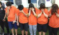 5 WNA RRC Komplotan Hipnotis Lintas Provinsi Diringkus Polisi
