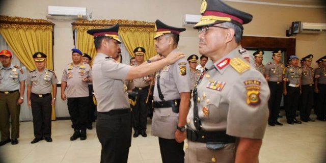 Brigjen Pol Denny Gabriel Putra Sumsel Jabat Wakapolda Sumsel