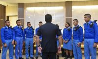HD Jadi Inspirasi Bagi Siswa Taruna Nusantara