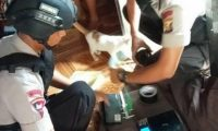 Granat Nanas Ditemukan Dalam Galian Pondasi Rumah
