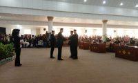 Pelantikan Anggota DPRD OI, 17 Anggota Wajah Baru
