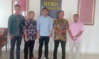 DPRD Tanjabtim Kunjungi Ogan Ilir