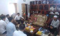 Noviandi dan Panca Kunjungi Sekretariat Partai Keadilan Sejahtera
