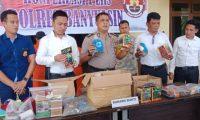 Polres Berhasil Ungkap Sindikit Penjualan Bibit Palsu
