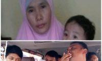 Istri Korban Sopir Go Car Kecewa Rekon Kasus Kematian Suaminya