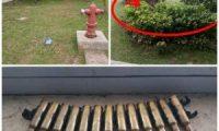13 Amunisi Kaliber 7.62 MM Ditemukan Di Tong Sampah