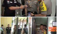 Sel Tahanan Narkoba Polda Sumsel Dijebol Tersangka Narkoba
